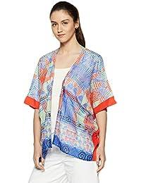 global desi Women's Cotton Jacket