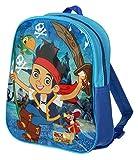 Jake und die Nimmerland Piraten - Kinder Rucksack 4363 - blau hier kaufen