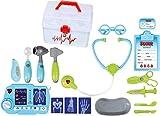 Think Gizmos Kinder-Rollenspiele - Funplay-Sets für Jungen und Mädchen… (Arzt-Set)