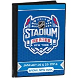 "NHL New York Rangers 2014 Islanders Vs Rangers Stadium Series Photo Album, 4"" X 6"", White"