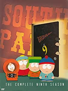 South Park: Complete Ninth Season [DVD] [1998] [Region 1] [US Import] [NTSC]