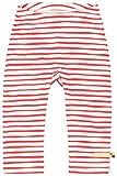 loud + proud Unisex Baby Hose mit Druck, aus Bio Baumwolle, GOTS zertiziziert, Rot (Cayenne Cay), 80 (Herstellergröße: 74/80)