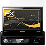 Pioneer AVH-X7700BT / X7800BT Film Protection d'écran - 2 x atFoliX FX-Antireflex anti-reflet Protecteur d'écran
