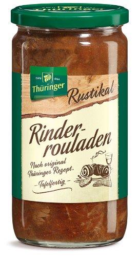 EWU Thüringer 2 Original Thüringer Rinderrouladen 700 ml