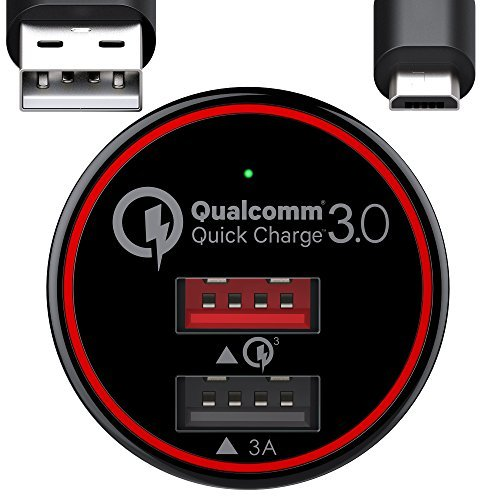 BC Master BCM-CQ01 Quick Charge 3.0 USB