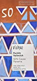 Vivani Dunkle Vollmilchschokolade, 5er Pack (5 x 80 g)