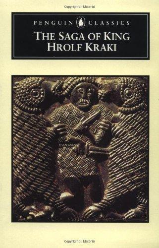 The Saga of King Hrolf Kraki (Penguin Classics) by Anonymous, Byock, Jesse L. (1999) Paperback