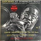 Satchmo At Symphony Hall Vol. 2 [Vinyl LP]