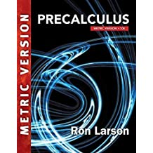 ‏‪Precalculus, International Metric Edition ,Ed. :10‬‏