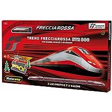 Motorama 502552 - Freccia Rossa Treno a Batteria, in Scala 1:160