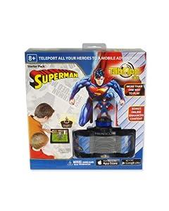 Dc Heroclix: Superman Tabapp Elite Starter - Figura de Juguete Superman (Wiz Kiz) Importado