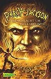 Percy Jackson, Band 4: Percy Jackson - Die Schlacht um das Labyrinth
