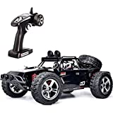 TOZO C5032 RC CAR Desert Buggy Warhammer High Speed 30MPH+ 4x4 Race Cars 1:12 Scale RTR Racing 4WD Electric Power 2.4GHz Radio Remote Control Off Road Truck Powersport Black
