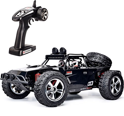TOZO C5032 RC Coche Juguete 4WD de Alta Velocidad 30MPH+ 4x4 Escala 1:12...