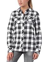 O'Neill Long Sleeve Haden Shirt Womens Shirt