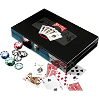 Fournier Bicycle master poker set, multicolor (1006968)
