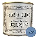 Cottage Azul tiza según Muebles Paint mucho para una Shabby Chic Estilo. 1l