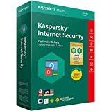 Kaspersky Internet Security 2018 Standard | 2 Geräte | 1 Jahr | Limited: + 2 Android-Schutz + 2 Password Manager | Wind
