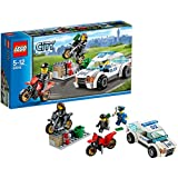 LEGO City Police 60042: High Speed Police Chase