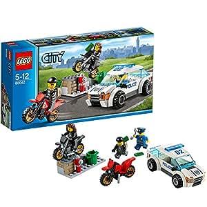Lego City - 60042 - Jeu De Construction - La Chasse Aux Bandits