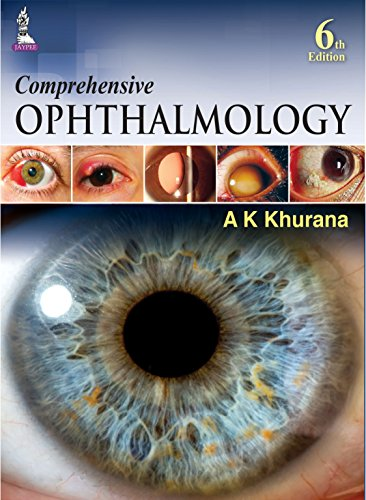 Parson Ophthalmology Book Pdf