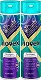 Novex My Curls Memorizer Shampoo & Conditioner Duo 10.14oz/300ml Set by Novex