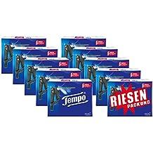 Tempo Standard Taschentücher Riesenpackung 10 Packungen (je 30 Päckchen x 10 Tücher)