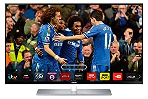 Samsung UE55H6700 55-inch Widescreen Full HD 1080p 3D Slim LED Smart Television with Quad Core Processor and Freeview HD (discontinued by manufacturer)