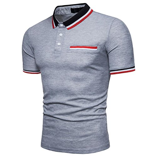 Clearance Big Promotion! Covermason Hommes Polo Sport...