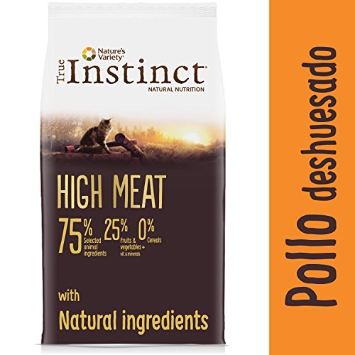 True Instinct High Meat Pienso para Gato Adulto con Pollo - 7 kg