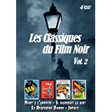 Les Classiques Du Film Noir Vol.2 : Mort A L Arrivee (D.O.A.) - Il Marchait La Nuit (He Walked By Night) - Le Quatrieme Homme (Kansas City Confidential) - Impact / Coffret 4 DVD