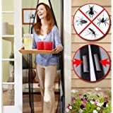 Dealcrox High Demanded 2016 Timelive Summer Magnets Door Mesh To Prevent Insects Fly Error Mosquito Net Door Curtain Window Tulle Screen Magic