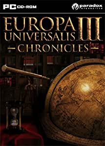 Europa Universalis III Chronicles (PC CD)