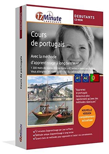 Cours de portugais pour débutants (A1/A2). Logiciel pour Windows/Linux/Mac OS X. Apprendre les bases du portugais