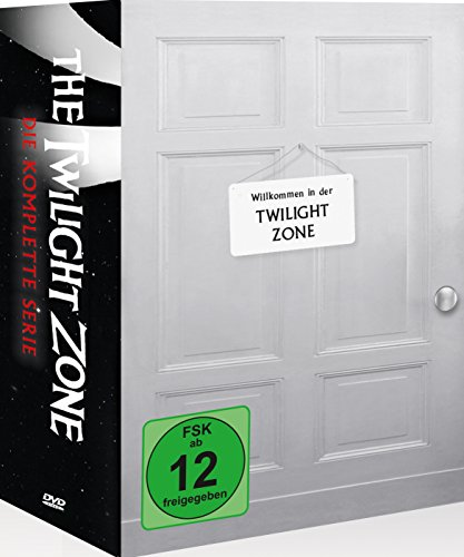 The Twilight Zone - Die komplette Serie [30 DVDs] - Zone-serie