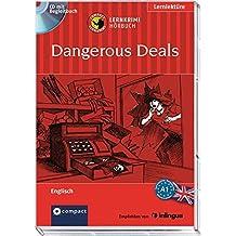Dangerous Deals: Lernkrimi Hörbuch. Englisch - Niveau A1 (Compact Lernkrimi Hörbuch)