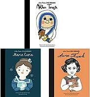 Little People Big Dream Series - Indian Reprint: Mother Teresa (Spl) + Marie Curie (Spl) + Anne Frank (Spl) (S