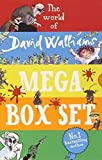 The World of David Walliams: Mega Box Set by Walliams, David (2014) Paperback