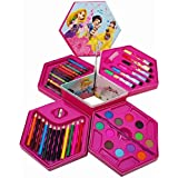 Shopkooky Princess Complete Coloring Box Set (46 colors) / Return Gift / Birthday Gift