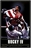 Rocky 4 Movie Poster (68,58 x 101,60 cm)