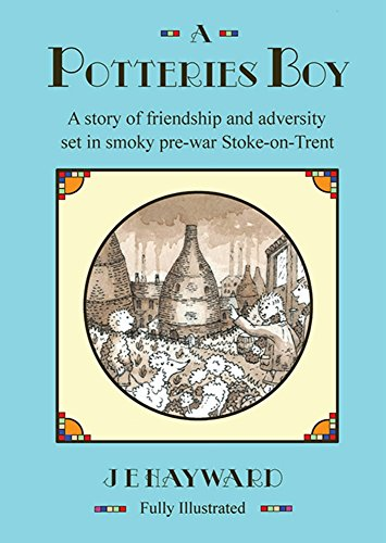 Doulton Vase (A Potteries Boy: A story of friendship and adversity set in smoky prewar Stoke on Trent (English Edition))