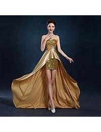 a0a395e5ec0b JKJHAH Banchetto Abiti da Sera Abiti da Festa Donna Abiti di Moda Donna