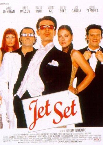Jet Set–1999–Bruno Solo–116x 158cm zeigt Cinema originelle