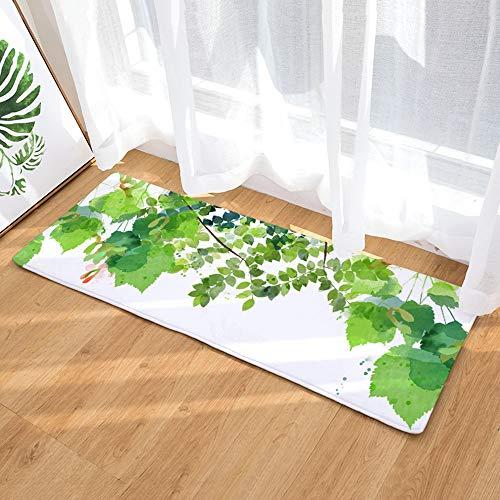 CHuangQi rutschfeste Bodenmatten-Außenteppiche Tier-Haustürmatten, moderner Stil, rutschfest, wasserabsorbierend, Cartoon-Stil