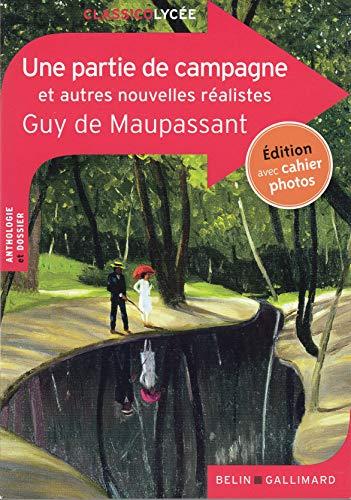 Une partie de campagne et autres nouvelles réalistes par Guy de Maupassant