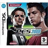 Pro Evolution Soccer 2008 (Nintendo DS)