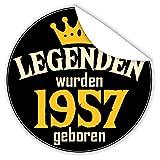 Legenden wurden 1957 geboren | INKL.