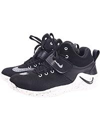 Butchi Classic Black Mesd Sport Shoes For Men