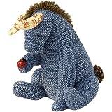 Classic Pooh Knitted Eeyore Figurine