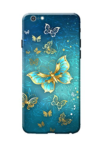 Apple iPhone 6 Plus Back Cover Printed KanvasCases Premium Designer 3D Hard Case  available at amazon for Rs.399